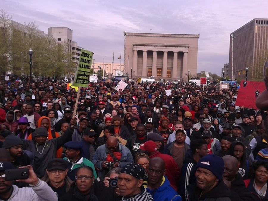 Baltimore+Riots+Come+to+a+Close