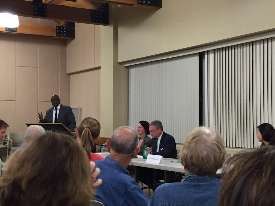 County Board debate