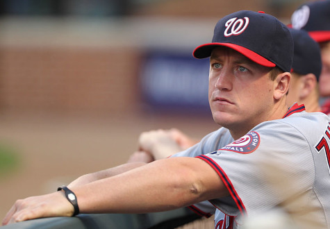 Nationals' woes