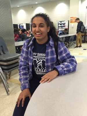 """I'm really passionate about Best Buddies. I think it's a great organization that is globally known, and I love that our school has the club because it includes everyone in all our activities. It's awesome that everyone has an equal opportunity and that we all can get together and have a great time. I hope Best Buddies will continue to grow and improve in the years because it really is something special."""