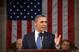 President Obama delivers his State of the Union speech.