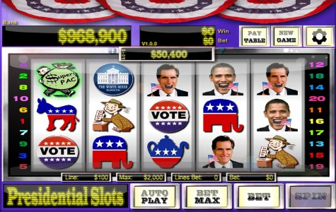 Gambling with the fate of the country