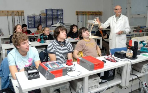 A decline in vocational education