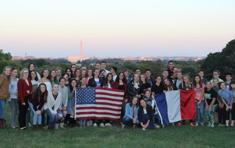 Across borders: W-L welcomes French exchange students