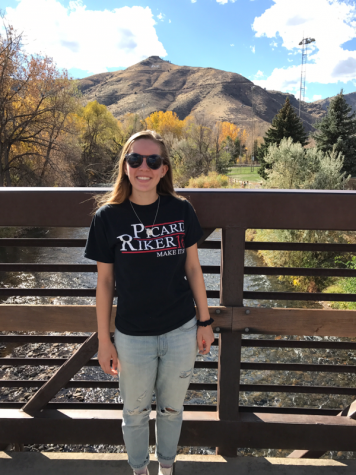 Senior Dominique Maderal visited the Colorado School of Mines (CSM) in late October as an admitted student. She applied to CMS after attending a college visit held at Washington-Lee last fall.
