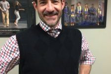 Teacher of the Year Mr. Frank DeRocco