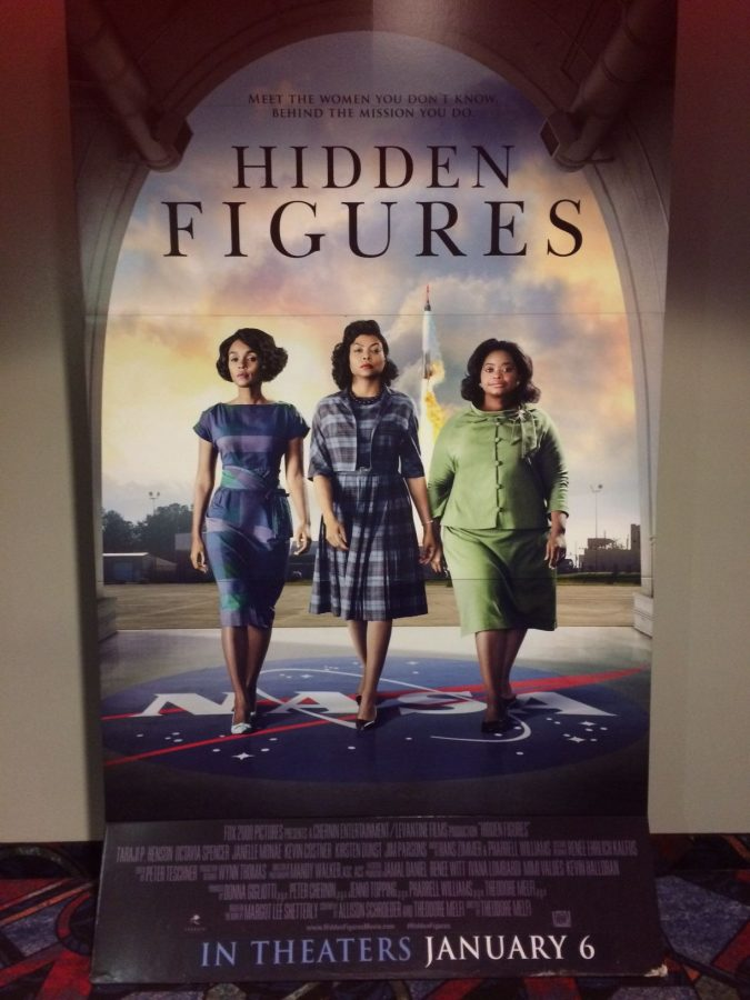 The hidden story behind Hidden Figures