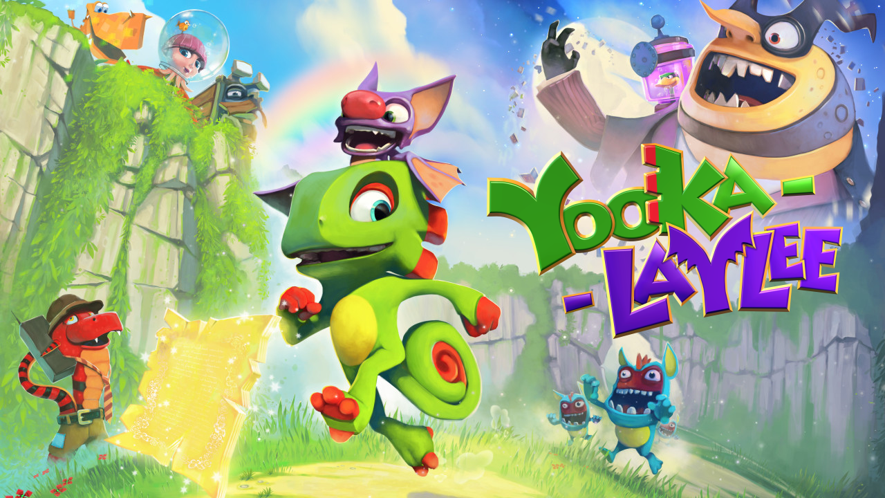 Yooka-Laylee%3A+Worth+the+hype%3F