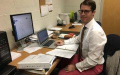 Mr. Vettori solves more than just math problems