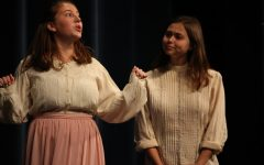 Students lead school One Acts