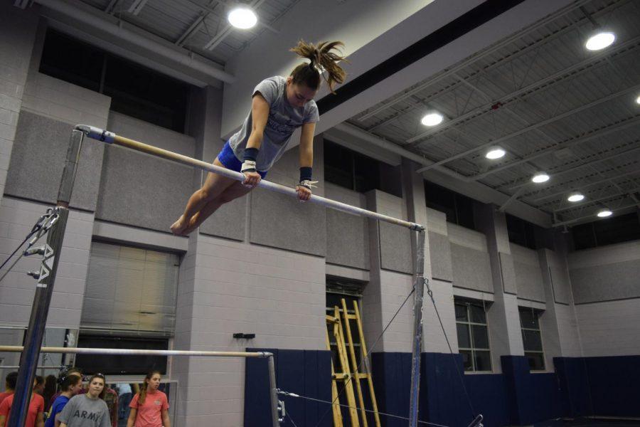 Gymnastics slideshow - photos by Julia Van Lare