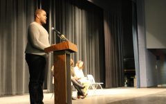 Teachers share African-American poetry with students