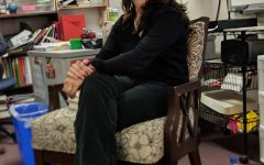 Acclaimed foreign correspondent and author shares experiences with students