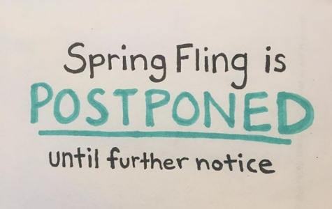 The junior class announced the postponement via Instagram