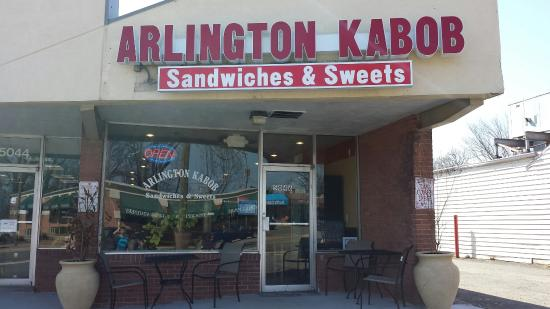Storefront of Arlington Kebab. Photo courtesy of Trip Advisor.