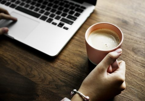 Students drink coffee regularly despite negative health effects.