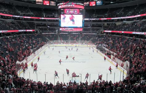 NHL playoffs skate into round two