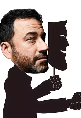 Jimmy Kimmel has yet to apologize for his questionable past