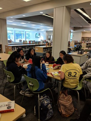 "The school's new book club discusses the book version of ""The Hate U Give"". The club has met twice already, and plans to meet again on November 8."