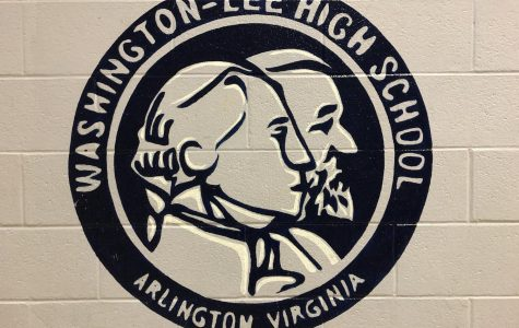 The faces of both George Washington and Robert E. Lee can be found around the school. The debate over whether or not to remove Lee's name from the school has become highly controversial, and many alumni are working hard to keep the name.