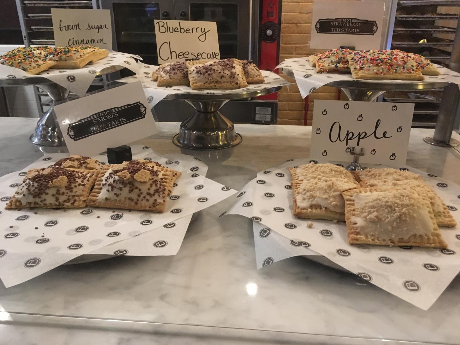 Ted's Bulletin offers unique, handmade poptarts. Located in five places in the D.C. area, Ted's Bulletin is coming to Ballston Quarter later this year.