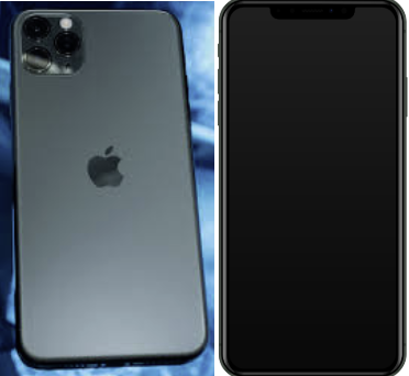 The newest iPhone model has a much larger camera that captures images in more detail.