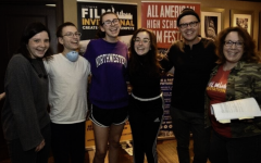 IB film students nominated best in their category