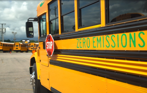 With help of Dominion Energy APS will be gaining two electric school buses next school year.