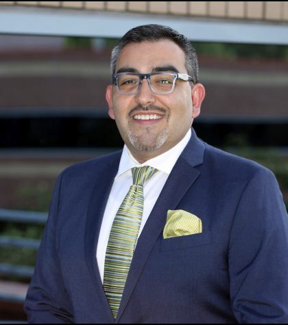 Introducing the new superintendent: Dr. Francisco Durán
