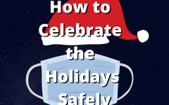 Celebrating the holidays safely