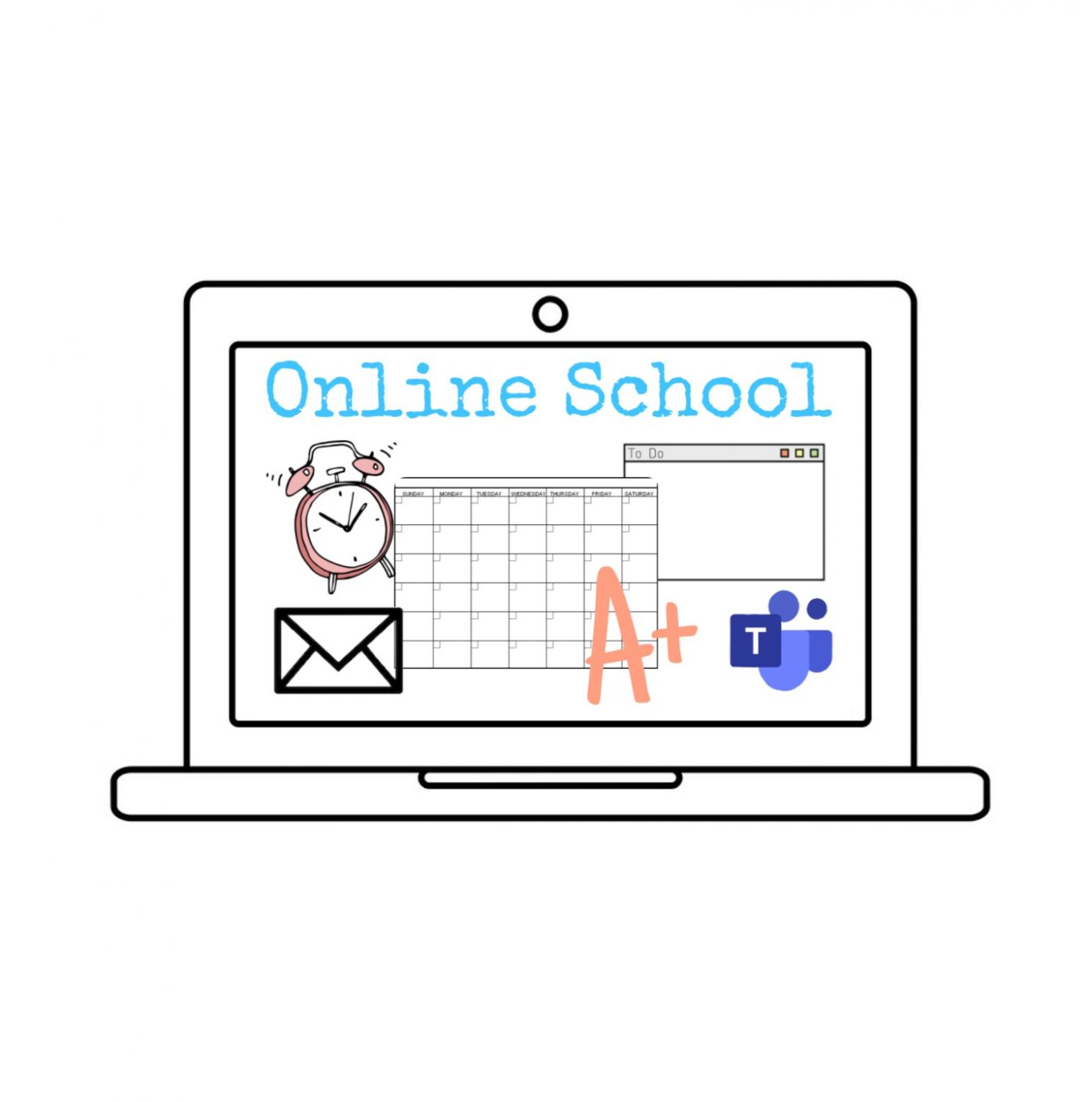 Online school is filled with benefits