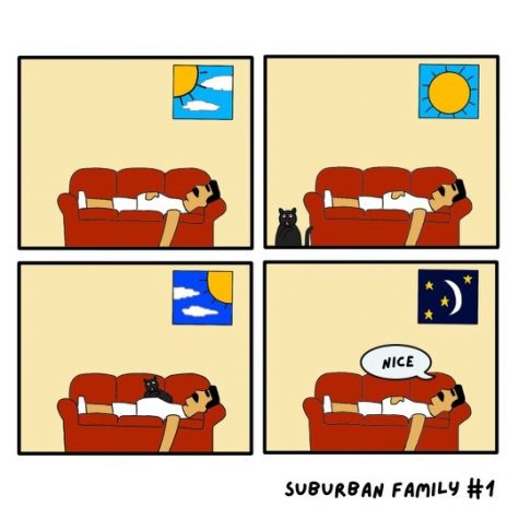 Suburban Family (#1)