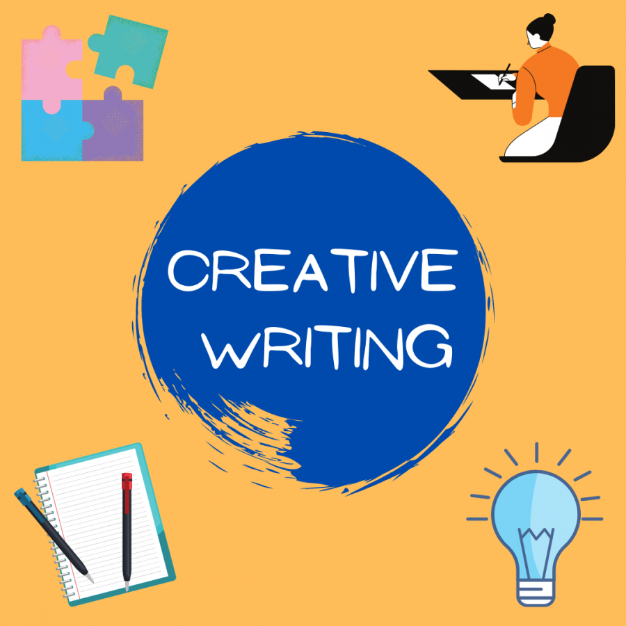 Students express creativity through writing