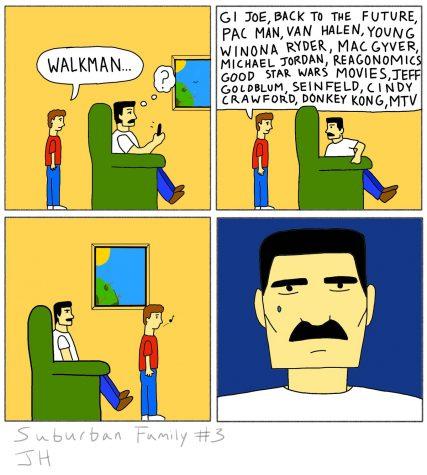 Suburban Family (#3)